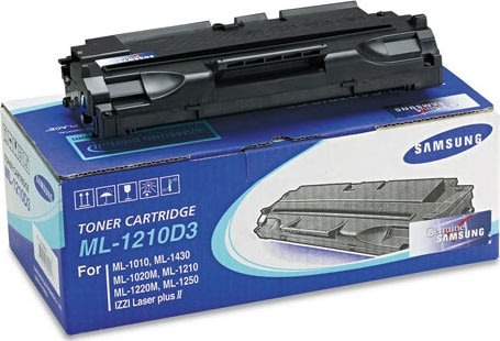 Samsung ML-1210D3 lasertoner, sort, 2500s