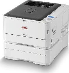 OKI C332dn, LED Farveprinter