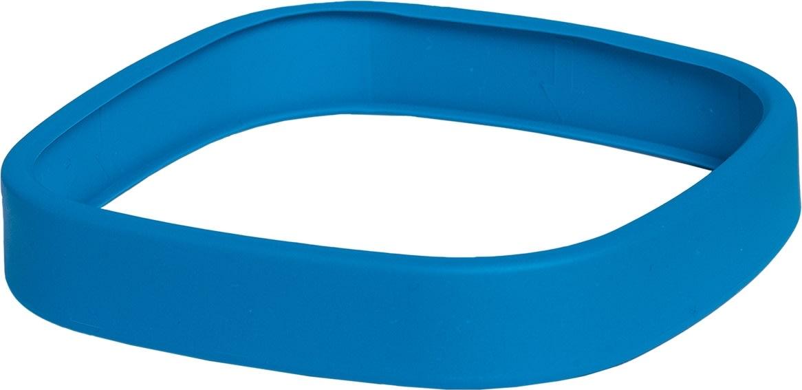 Luxo Trace dekor ring - Blå