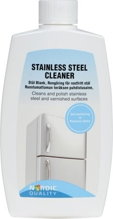 Nordic Quality Stål Cleaner 250 ml