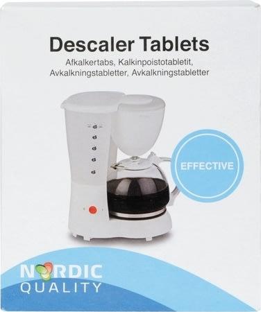 Nordic Quality Afkalkningstabletter 8 stk.