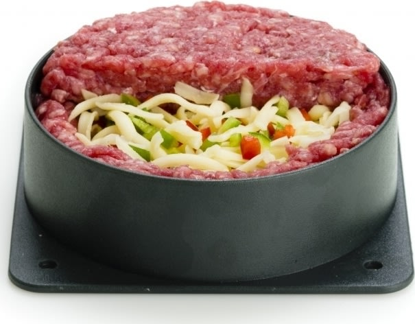 Dan Grill Burgerpresser Stuff-in