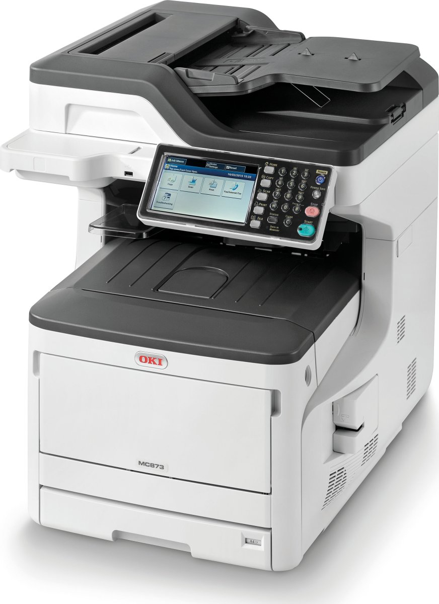 OKI MC873dn A3 MFP LED-printer