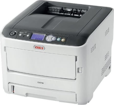 OKI C612dn printer