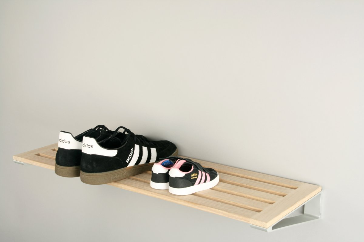 KNAX Skohylde, 40 cm, sæbebehandlet eg