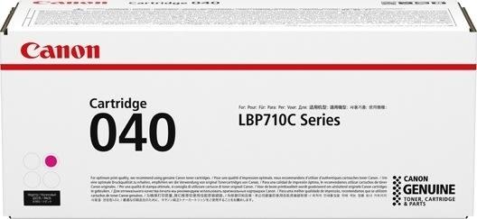 Canon 040/0456C001 lasertoner, 5400 sider, Magenta