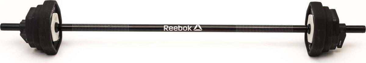Reebok Rep Set i stål, 17.5 kg DELTA