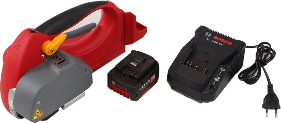 Automatisk strammer/svejser til maks. 13 mm bånd