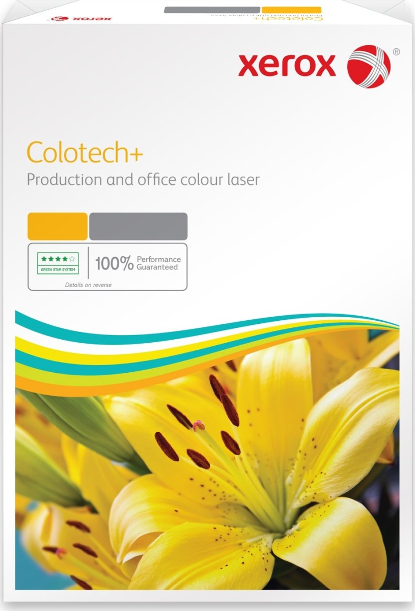 Xerox Colotech+ kopipapir, A4/90g/500 ark