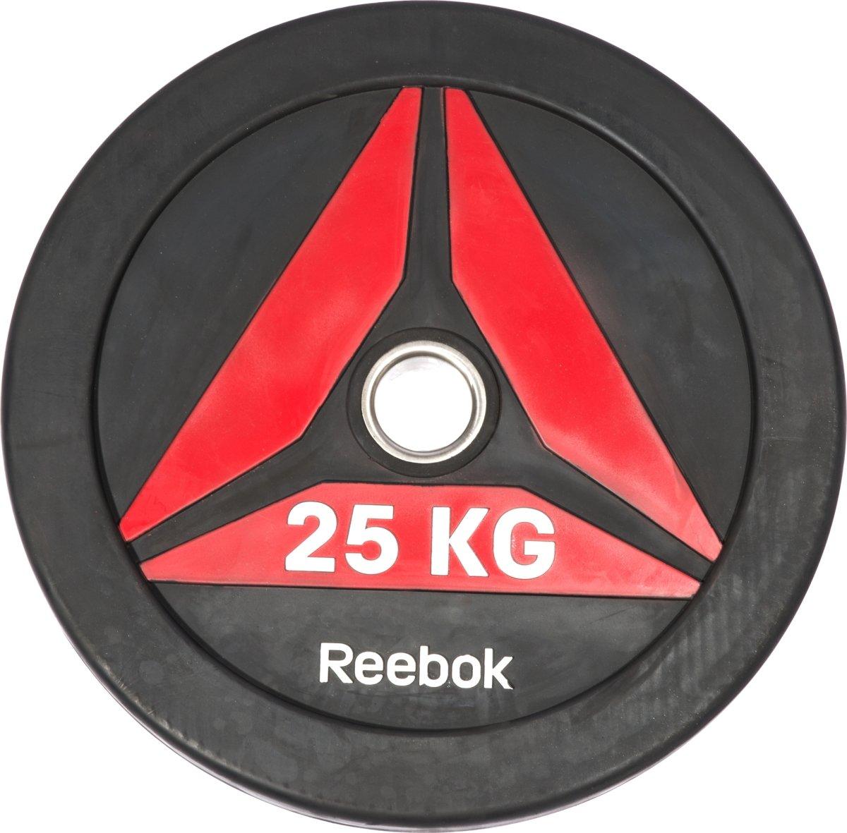 Reebok Functional BumperPlate, 25 kg