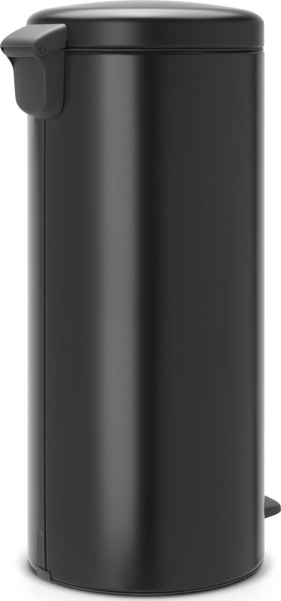 Brabantia Pedalspand, 30 L, matt black
