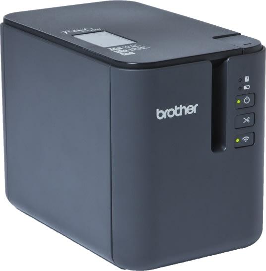 Brother PT-P900W Labelprinter