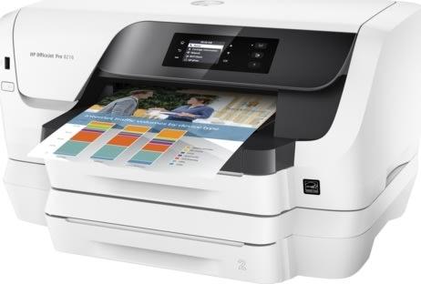 HP OfficeJet Pro 8218 A4 farveblækprinter