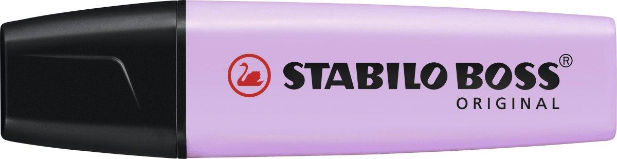 Stabilo Boss Pastel overstregningspen, lys lilla