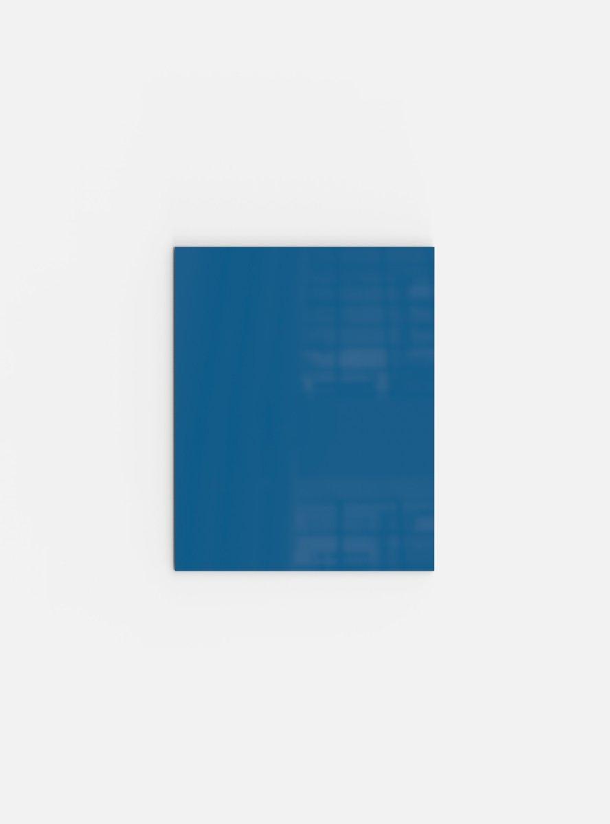Lintex Mood Wall, 100 x 125 cm, blå clever