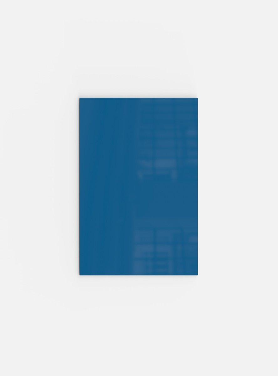 Lintex Mood Wall, 100 x 150 cm, blå clever