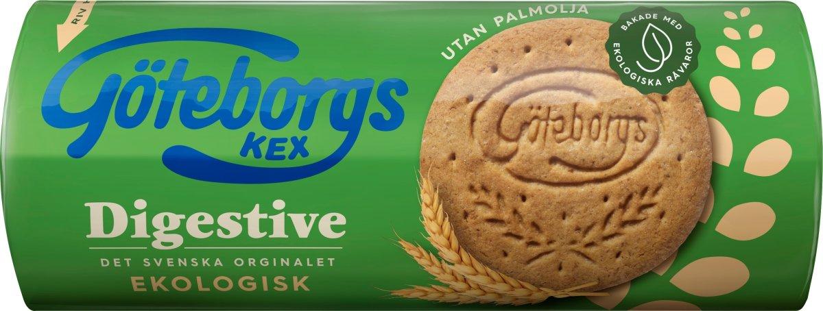 Göteborgs Digestive Økologisk kiks