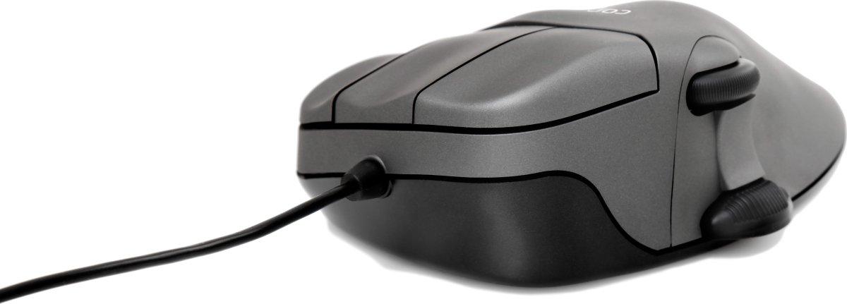 Contour Mouse en ergonomisk mus til højrehåndet