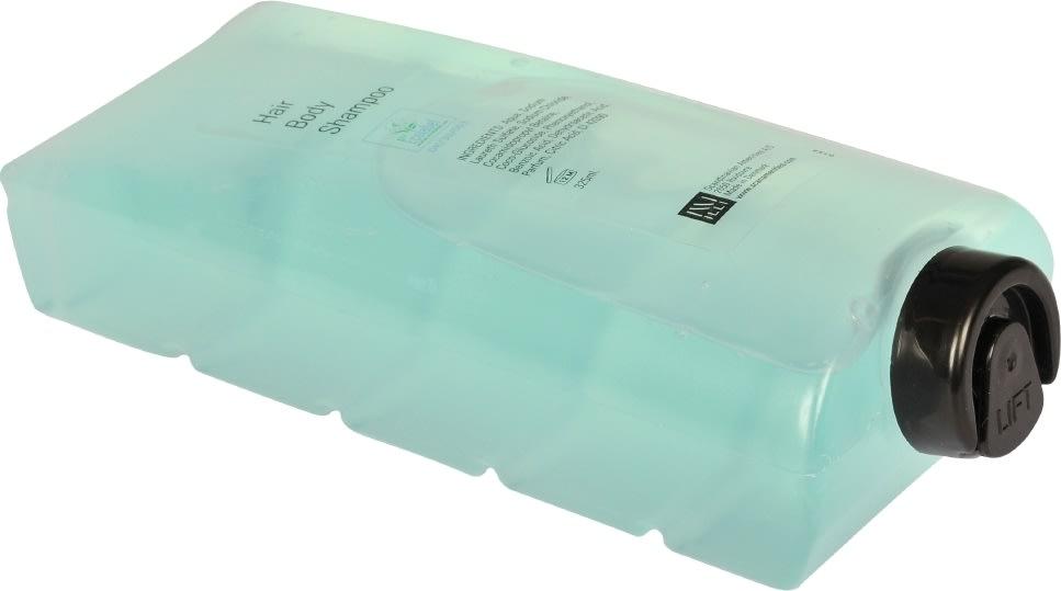 ILLI Hair Body, hår- og kropssæbe, 325 ml