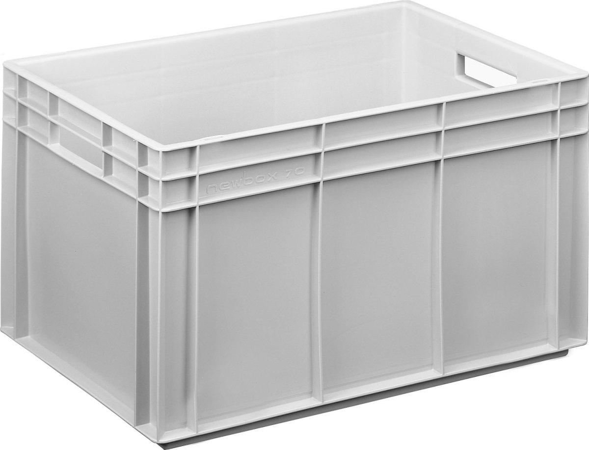 Lagerkasse 70 liter, (LxBxH) 60x40x34 cm