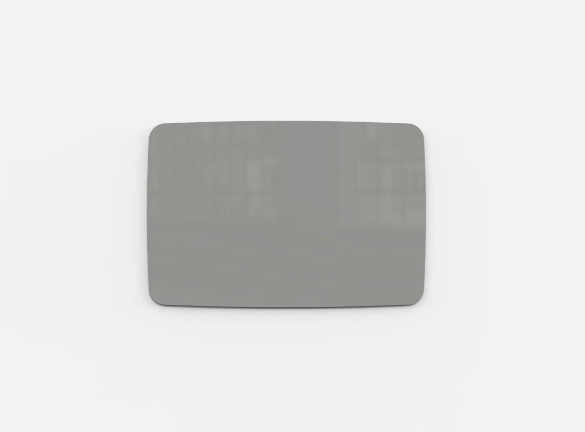 Lintex Mood Flow, 150 x 100 cm, lysegrå Shy