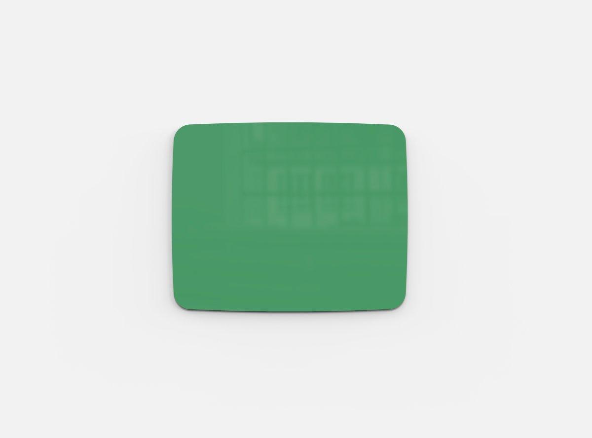 Lintex Mood Flow, 125 x 100 cm, grøn hopeful