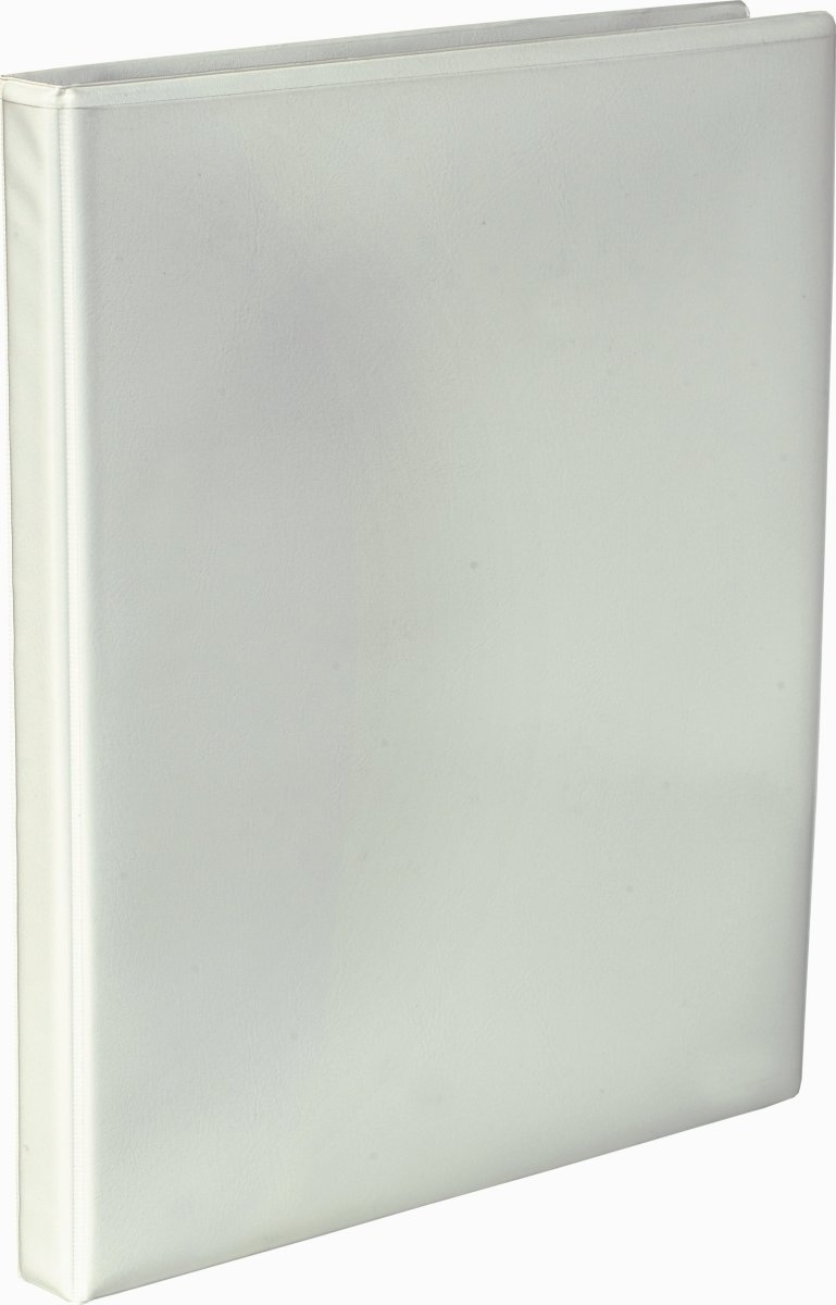 Bantex indstiksringbind 4 D-ringe, 45mm/25mm, hvid