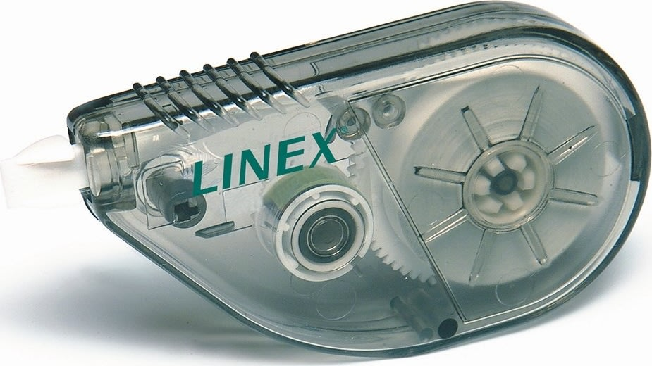 Linex korrekturroller 5mm x 8m