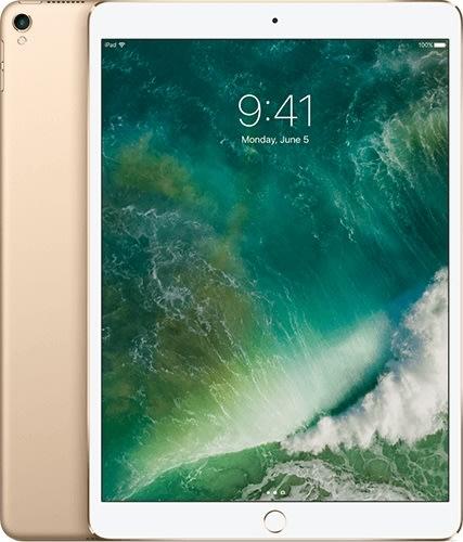 """Apple iPad Pro 10.5"""" Wi-Fi, 256GB, Guld"""
