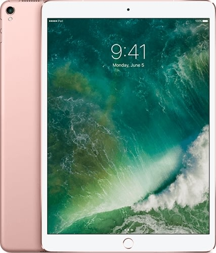"Apple iPad Pro 10.5"" 4G, 512GB, Rosaguld"