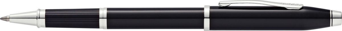 Cross Century II rollerpen, Black Lacquer/Rhodium