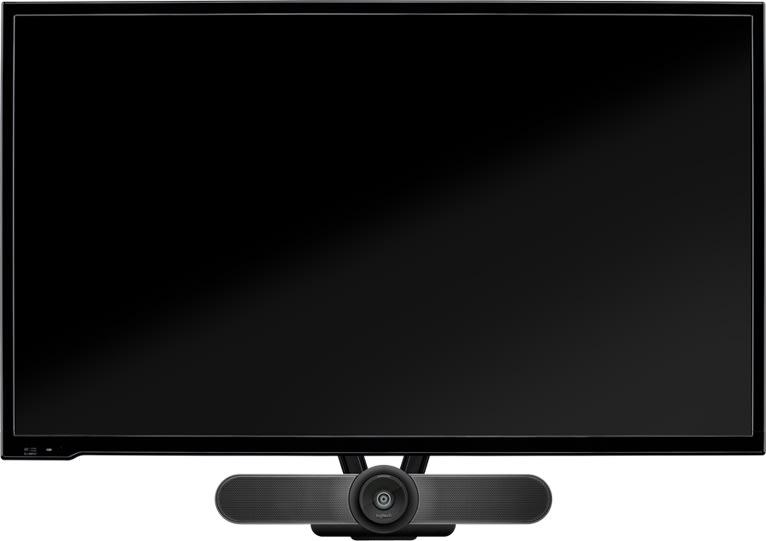 Logitech MeetUp TV-beslag