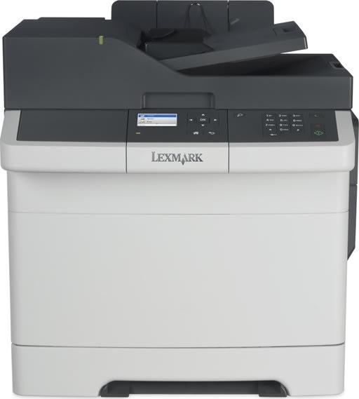 Lexmark CX317dn multifunktionel farvelaserprinter
