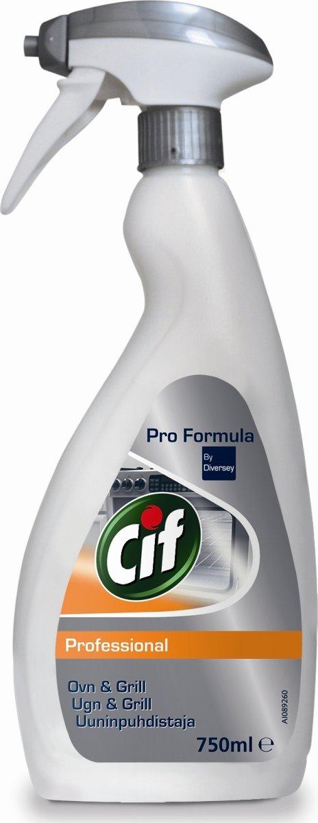 Cif Ovn & Grillrens, 0,75 L