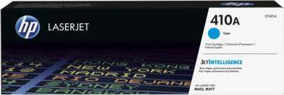 HP nr. 411A/CF411A lasertoner, cyan, 2300 s.