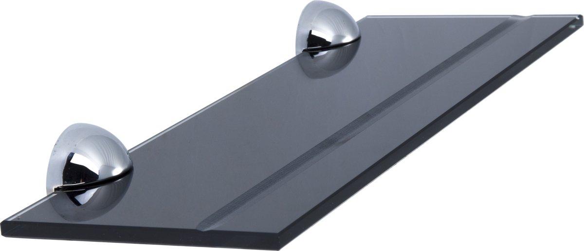 Vanerum pennehylde til magnetisk glastavle, sort
