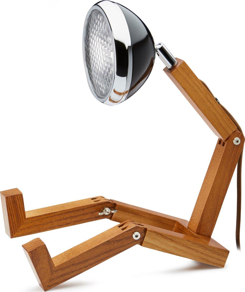 Mr. Wattson LED lampe, sort, Piffany Copenhagen   Lomax A/S