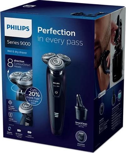 Philips S9171/31 Shaver, Bordeaux