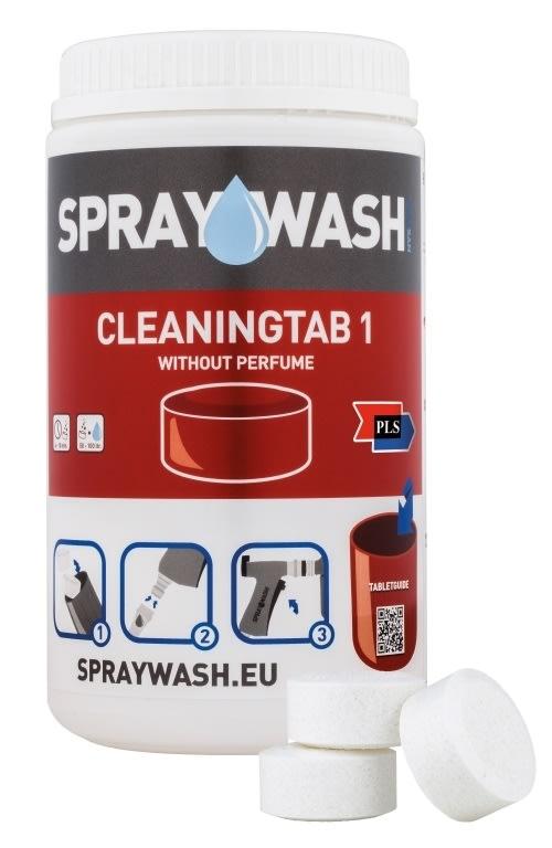SprayWash Afkalkningstablet, u. duft, 14 stk.
