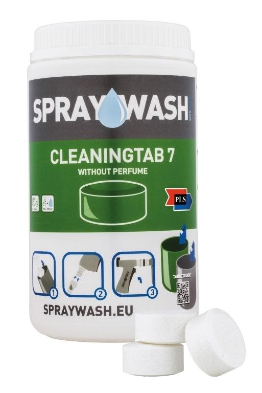 SprayWash Rengøringstablet, dag. 7 u. duft, 14 stk
