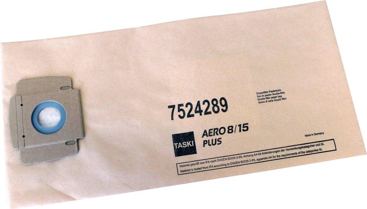 TASKI Aero Papirstøvsugerposer 13-15 L, 10 stk.