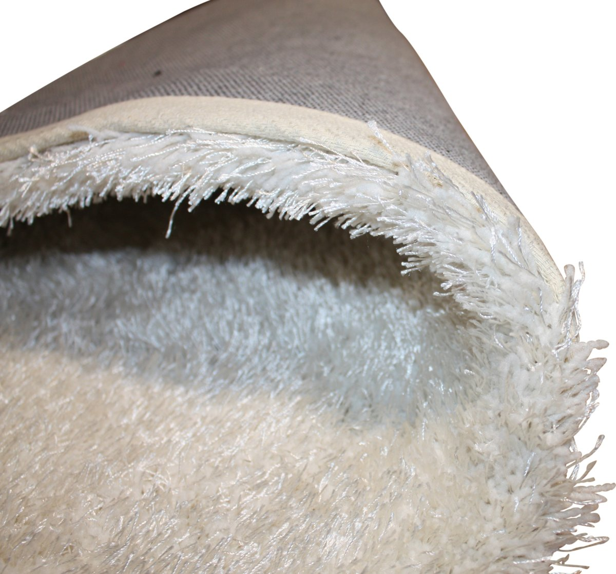Easy Cozy elfenben tæppe, 160x230 cm.