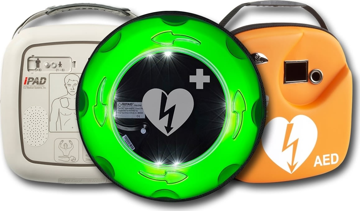 iPAD SP1 hjertestarter til børn/voksne, sampak5