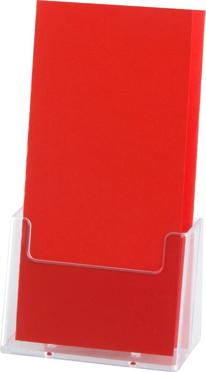 Brochureholder bord 1 fag M65