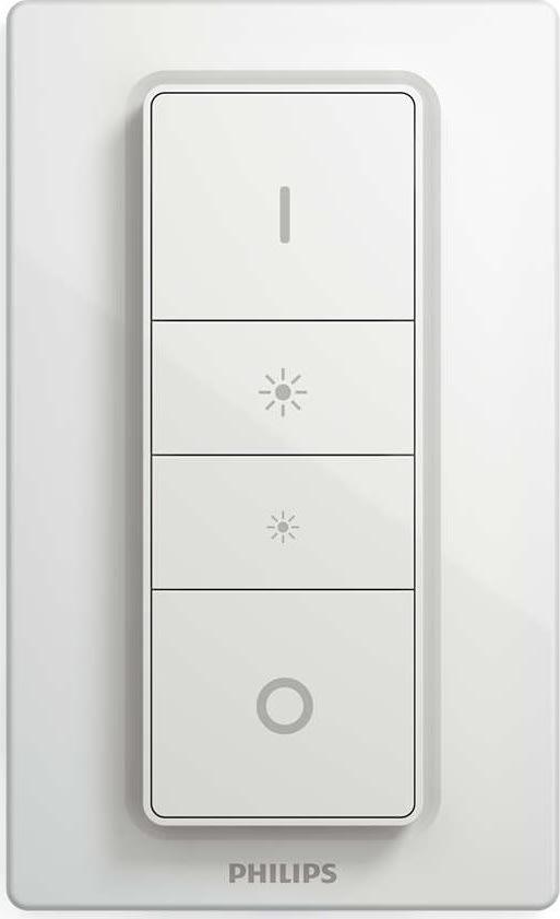 Philips HUE Pillar GU10 2x spotlys, hvid + kontakt