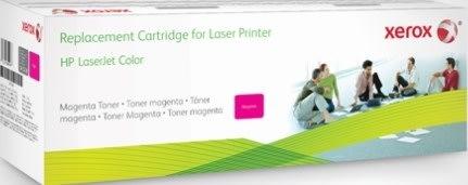 Xerox CF413X lasertoner, magenta, 5.200s
