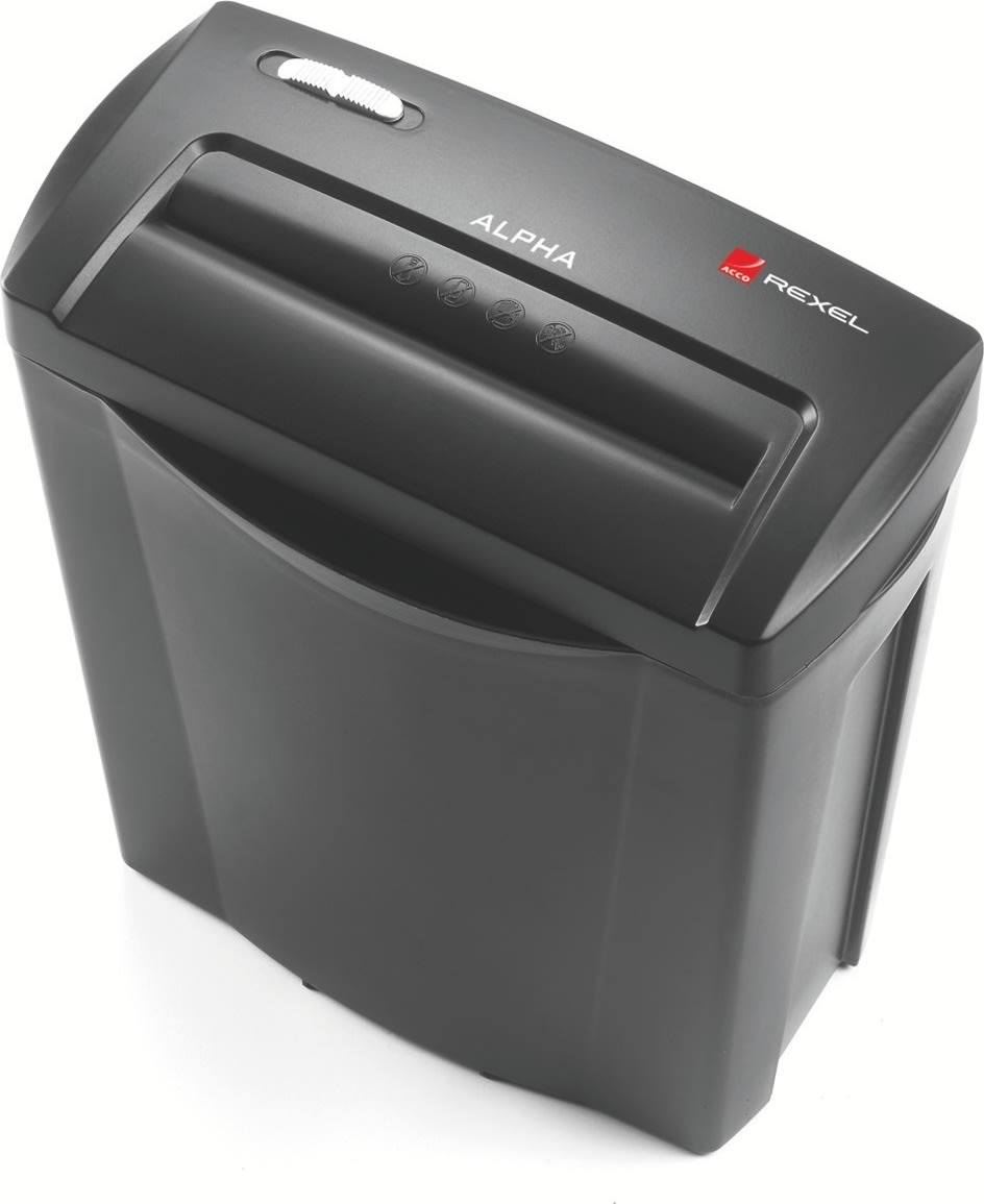 Rexel Alpha Krydsmakulator