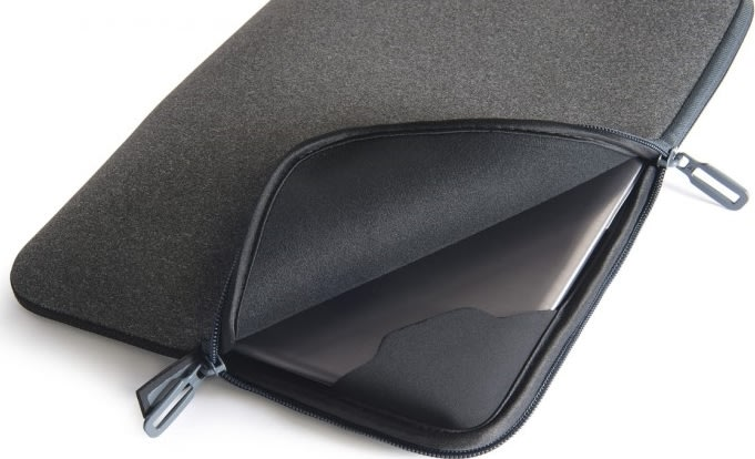 Tucano Melange Sleeve til 13,3-14'' Notebook, sort