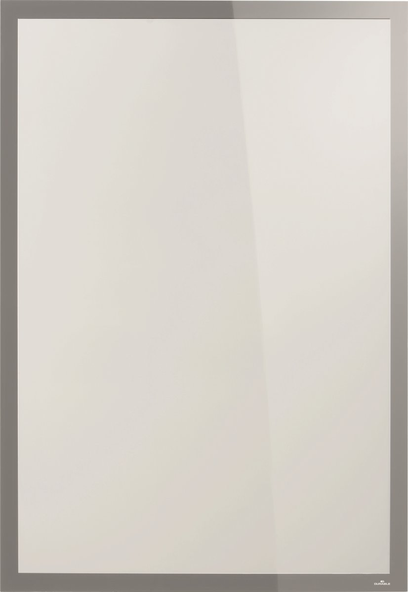 Durable Poster Sun Magnetramme A1, sølv