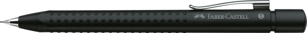 Faber-Castell Grip 2001 pencil, sort